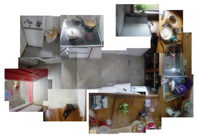 At Home, Kitchen